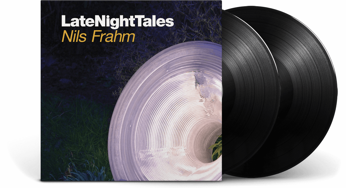 Vinyl - Various Artists : Late Night Tales: Nils Frahm - The Record Hub