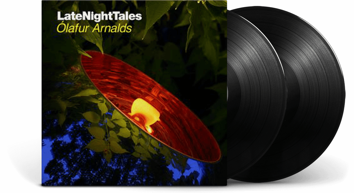 Vinyl - Various Artists : Late Night Tales: Olafur Arnolds - The Record Hub