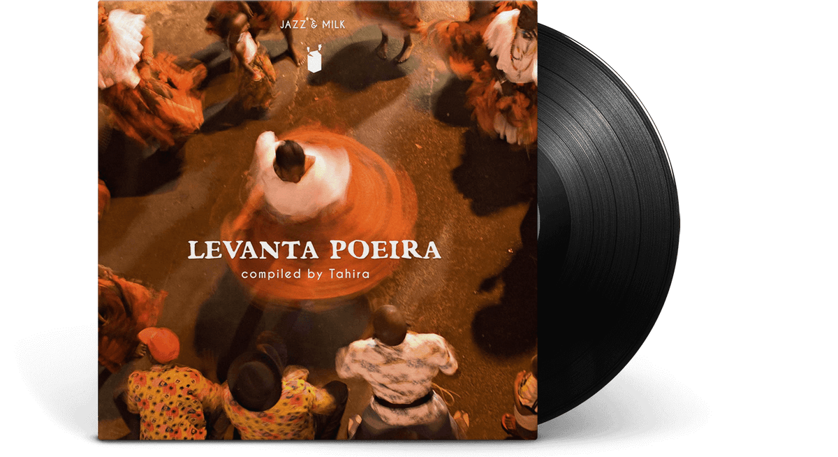 Vinyl - Various Artists : Levanta Poeira - Afro-Brazilian Music & Rhythms From 1976-2016 (compiled by Tahira) - The Record Hub