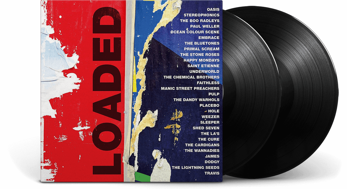 Vinyl - Various Artists : Loaded - The Record Hub