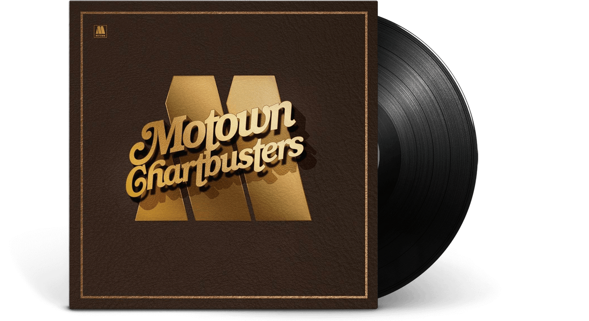 Vinyl - Various Artists : Motown Chartbusters - The Record Hub