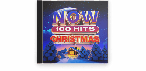 Vinyl - Various : Now 100 Hits Christmas (5CD) - The Record Hub