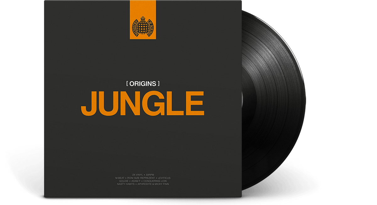 Vinyl - Various : Origins of Jungle - The Record Hub