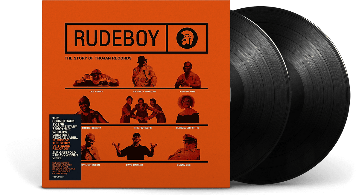 Vinyl Rudeboy The Story Of Trojan Records Original Motion Picture Soundtrack Rudeboy The Story Of Trojan Records Original Motion Picture Soundtrack The Record Hub