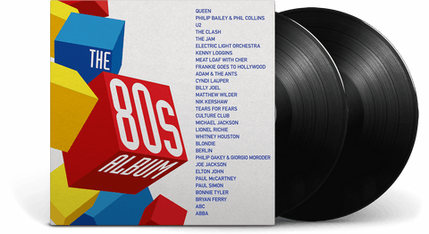 Vinyl - Various Artists : The 80s Album (National Album Day) - The Record Hub