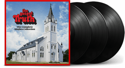 Vinyl - Various Artists : The Gospel Truth: Complete Singles Collection (Ltd 3LP) - The Record Hub