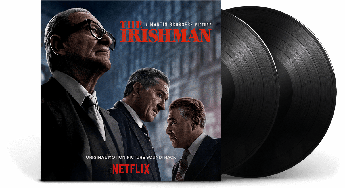 Vinyl - Various Artists : The Irishman (OST) - The Record Hub