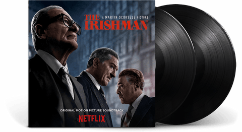 Vinyl - Various Artists<br> The Irishman (OST) - The Record Hub