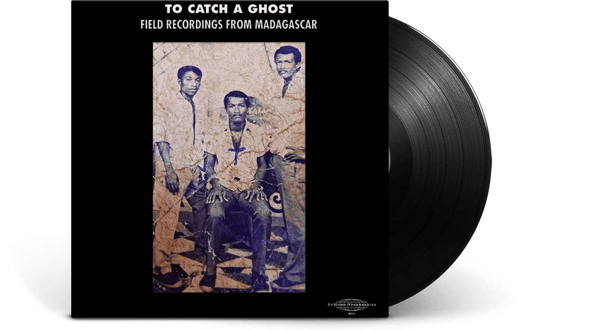 Vinyl - Various Artists : To Catch A Ghost - The Record Hub