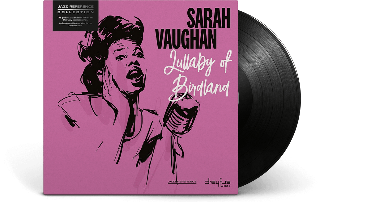 Vinyl - Sarah Vaughan : Lullaby of Birdland - The Record Hub