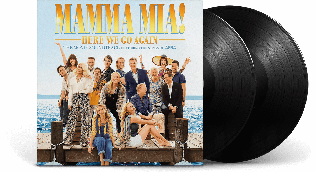 Vinyl - Various Artists : Mamma Mia 2 OST - The Record Hub
