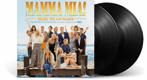 Vinyl - Various Artists<br> Mamma Mia 2 OST - The Record Hub