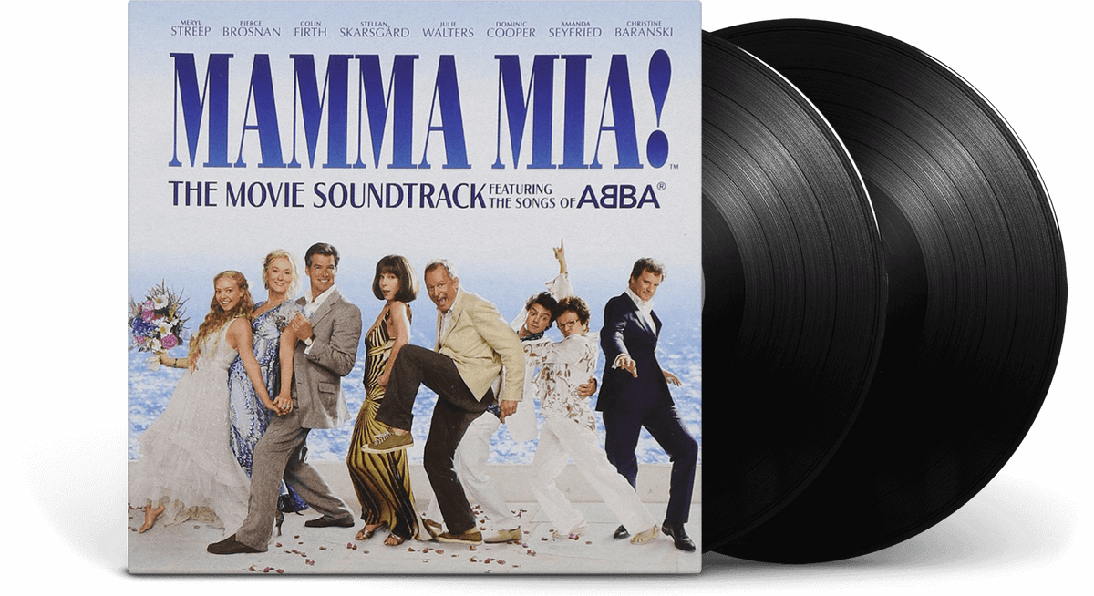 Vinyl - Various Artists : Mamma Mia OST - The Record Hub