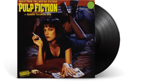 Vinyl - Various Artists<br> Pulp Fiction - The Record Hub