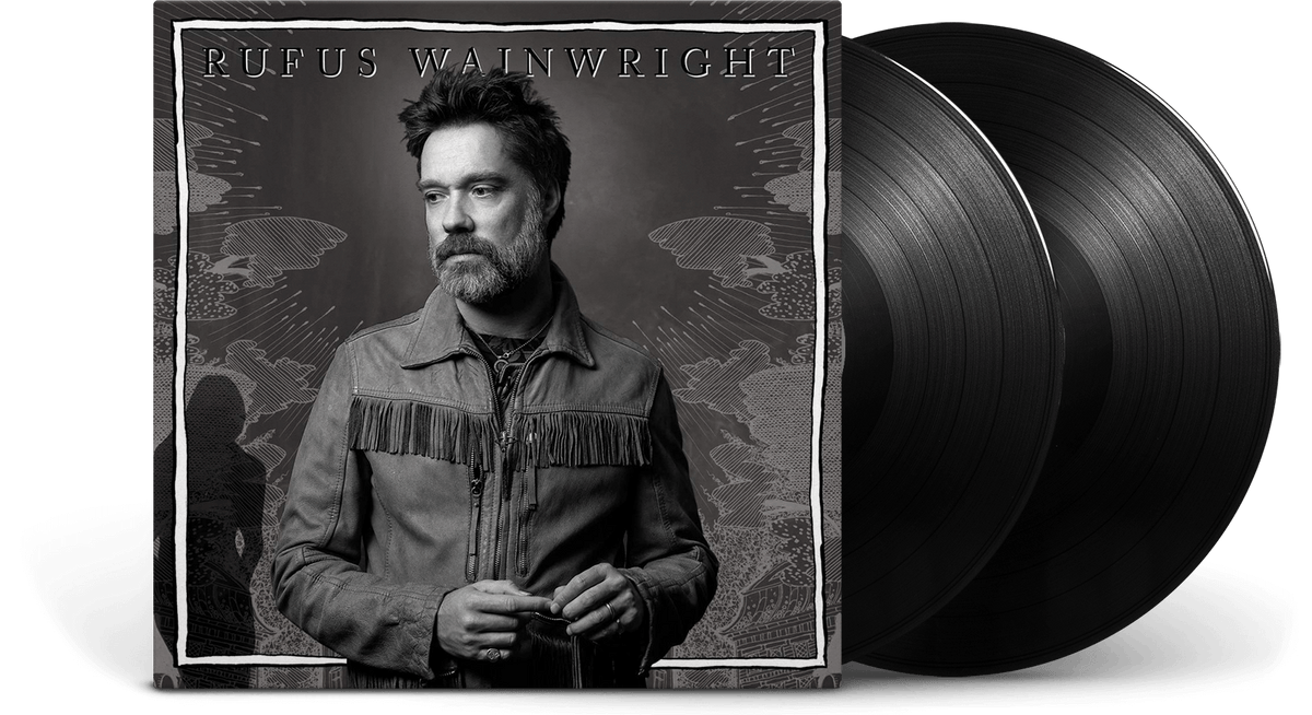Vinyl - Rufus Wainwright : Unfollow The Rules - The Record Hub