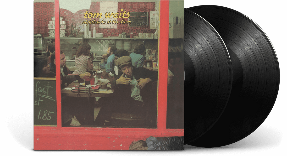 Vinyl - Tom Waits : Nighthawks At The Diner - The Record Hub