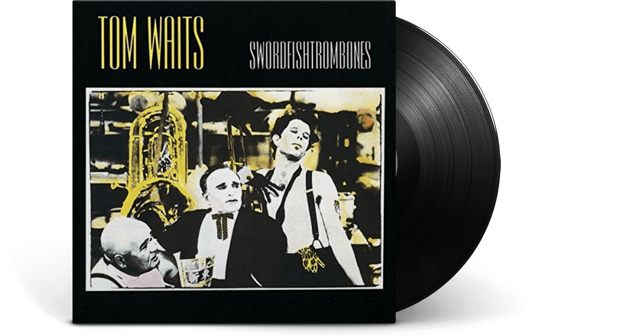 Vinyl - Tom Waits <br> Swordfishtrombones - The Record Hub