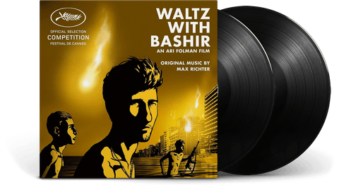 Vinyl - [Pre-Order: 14/08] Max Richter : Waltz With Bashir (OST) - The Record Hub