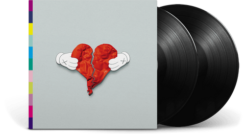 Vinyl - Kanye West<br> 808s & Heartbreak - The Record Hub