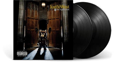 Vinyl - Kanye West : Late Registration - The Record Hub