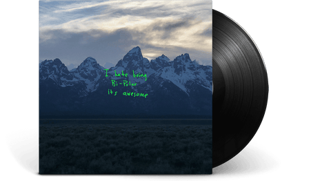 Vinyl - Kanye West<br> ye - The Record Hub