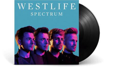 Vinyl - Westlife <br> Spectrum - The Record Hub