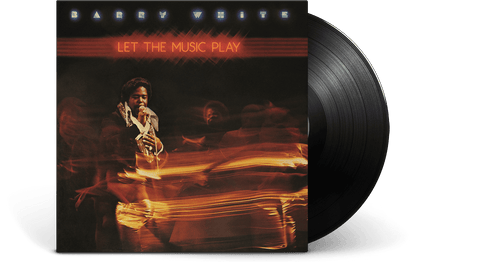 Vinyl - Barry White<br>Let The Music Play - The Record Hub