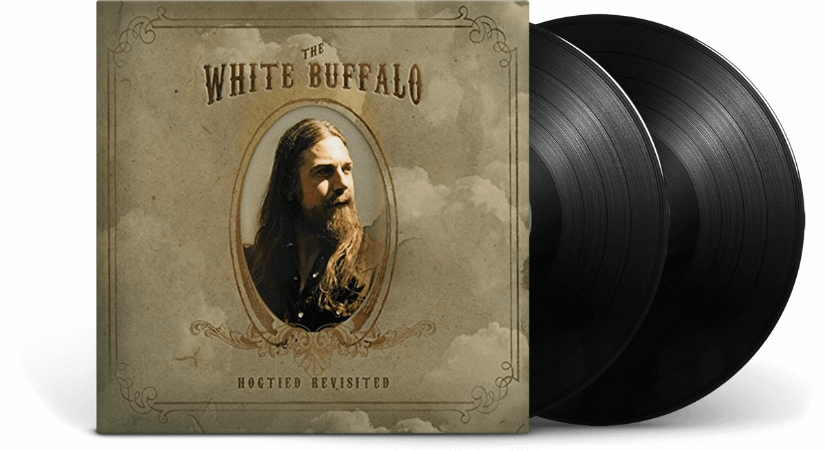 Vinyl - The White Buffalo : Hogtied Revisited - The Record Hub