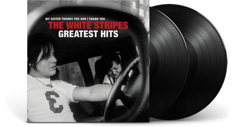 Vinyl - White Stripes : Greatest Hits - The Record Hub