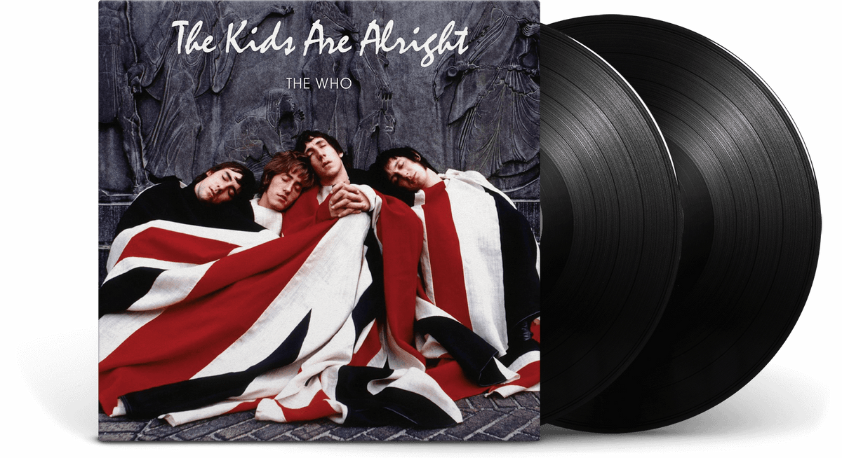 Vinyl - The Who : The Kids Are Alright - The Record Hub