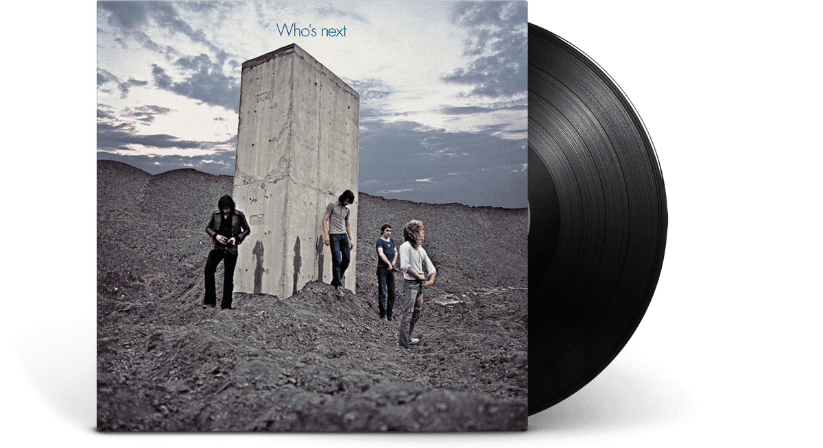 Vinyl - The Who : Who's Next - The Record Hub