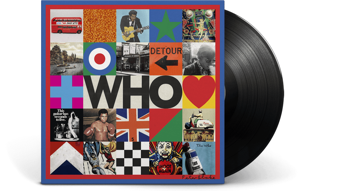 Vinyl - The Who : Who - The Record Hub