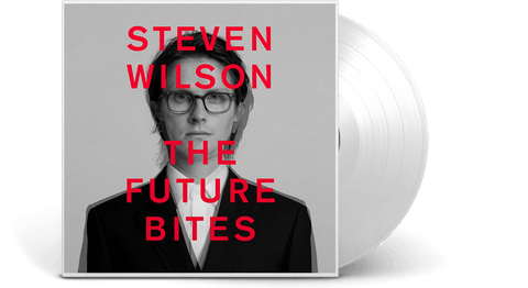 Vinyl - Steven Wilson : The Future Bites (Ltd White Vinyl) - The Record Hub