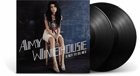 Vinyl - Amy Winehouse <br> Back to Black [Deluxe 1/2 Speed Master] - The Record Hub
