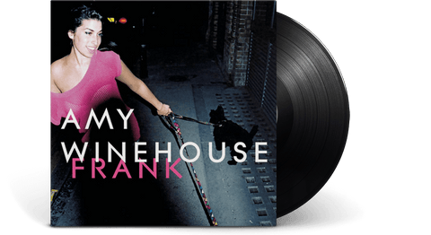 Vinyl - Amy Winehouse <br> Frank - The Record Hub