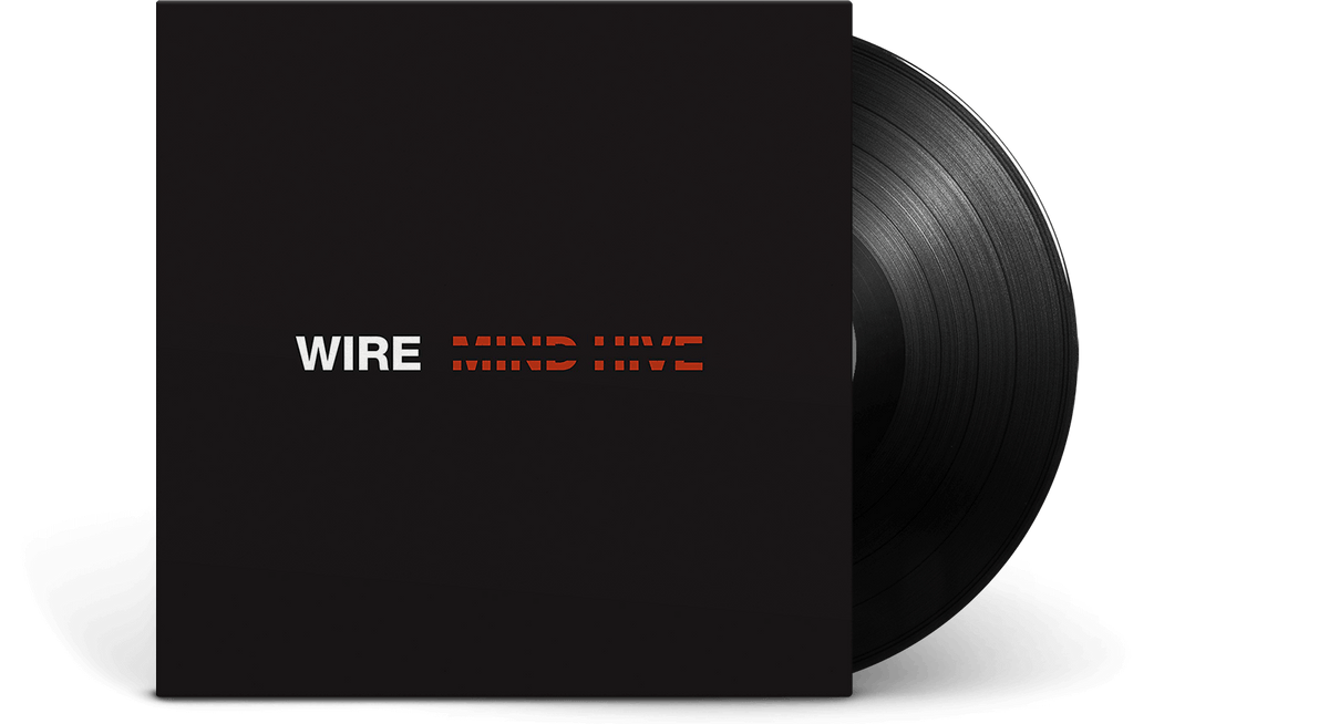 Vinyl - The Wire : Hive Mind - The Record Hub