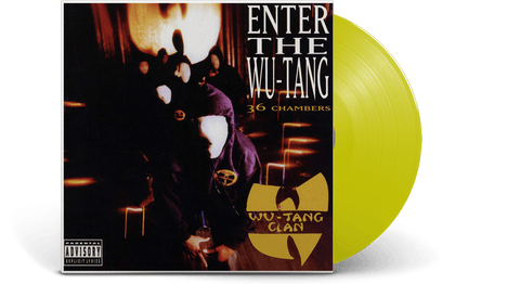 Vinyl - Wu Tang Clan : Enter The Wu-Tang - The Record Hub