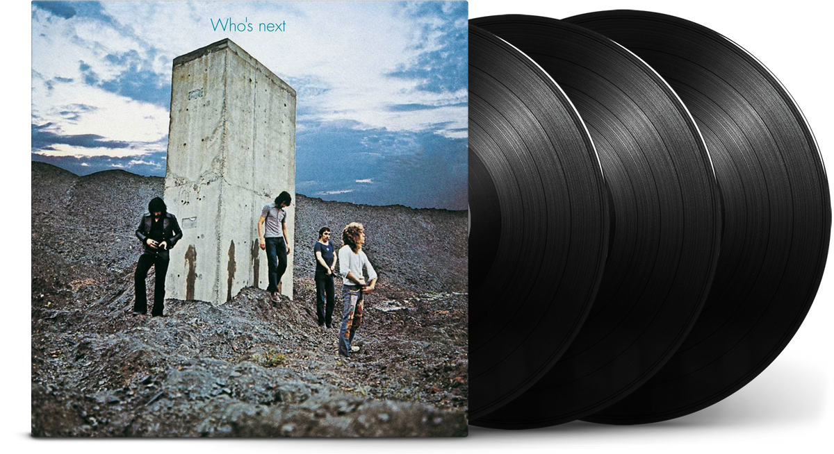 Vinyl - The Who <br> Who's Next - The Record Hub