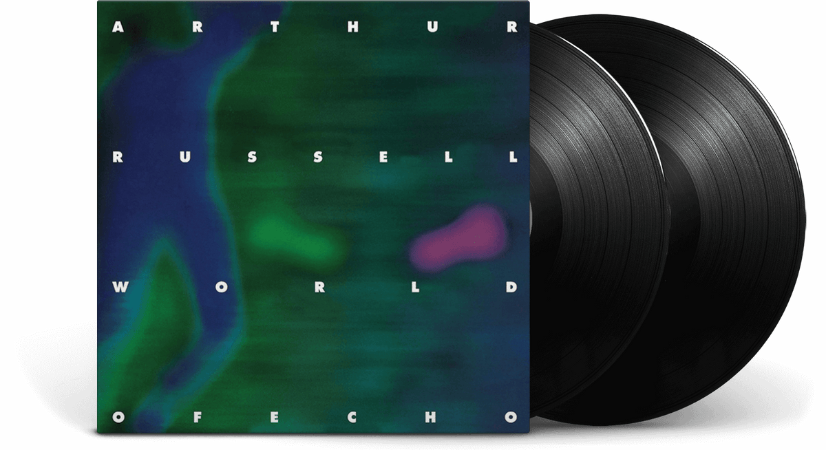 Vinyl - Arthur Russell <br> World of Echo - The Record Hub