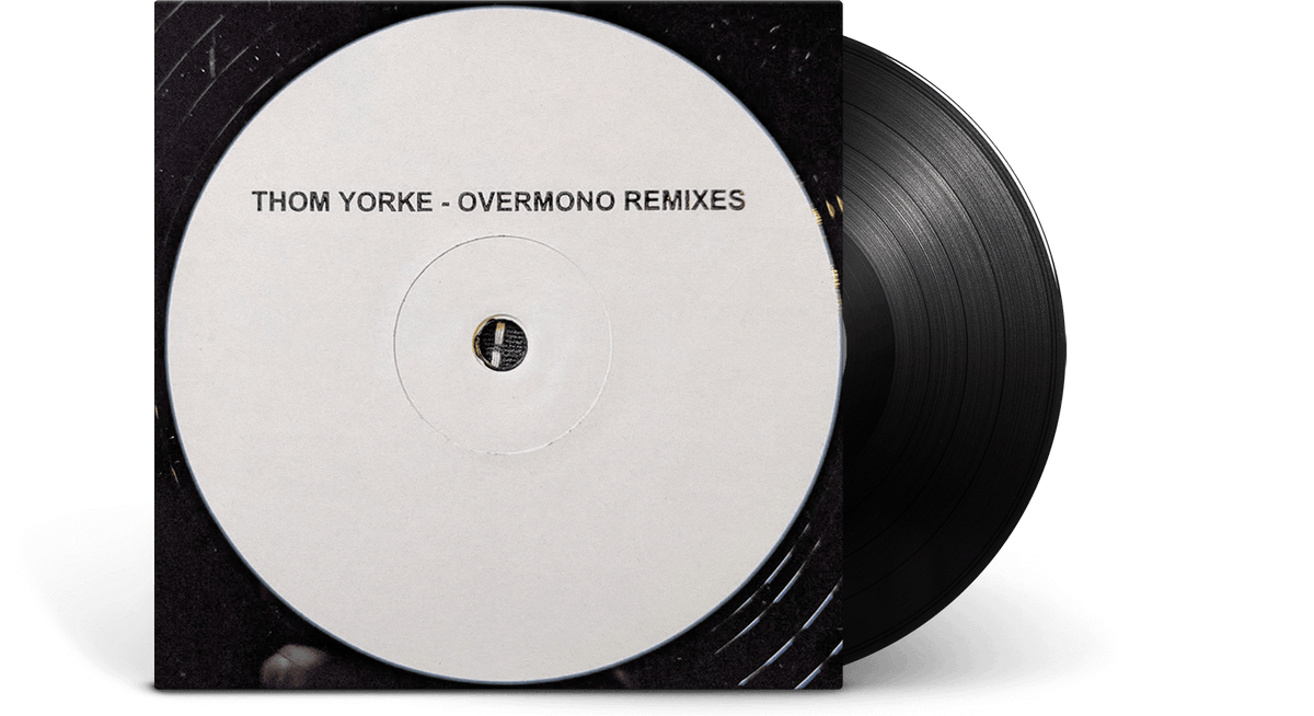 Vinyl - Thom Yorke : Not The News [Overmono Remixes] - The Record Hub