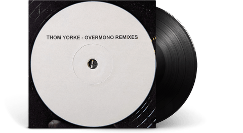 Vinyl - Thom Yorke<br>Not The News [Overmono Remixes] - The Record Hub