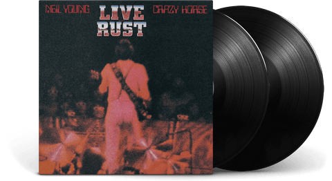 Vinyl - Neil Young & Crazy Horse : Live Rust - The Record Hub