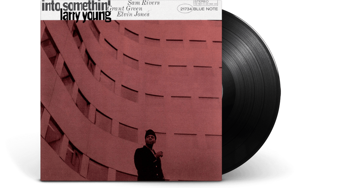Vinyl - Larry Young : Into Somethin' - The Record Hub