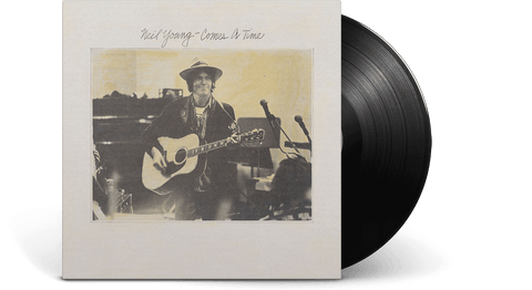 Vinyl - Neil Young : Comes a Time - The Record Hub