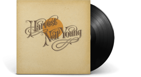 Vinyl - Neil Young : Harvest - The Record Hub