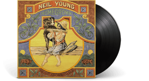 Vinyl - Neil Young<br> Homegrown - The Record Hub