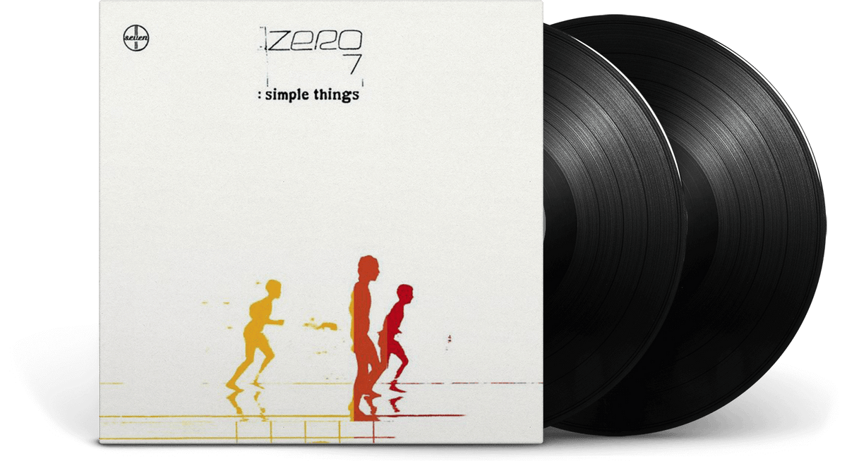 Vinyl - Zero 7 : Simple Things - The Record Hub
