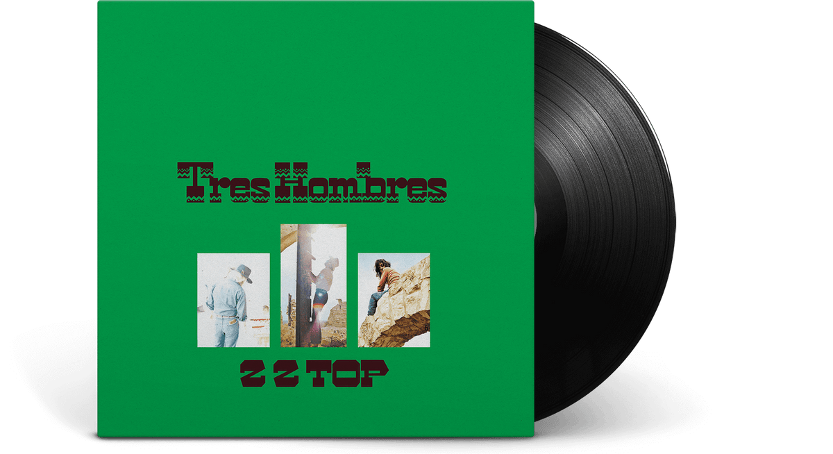 Vinyl - ZZ Top : Tres Hombres - The Record Hub