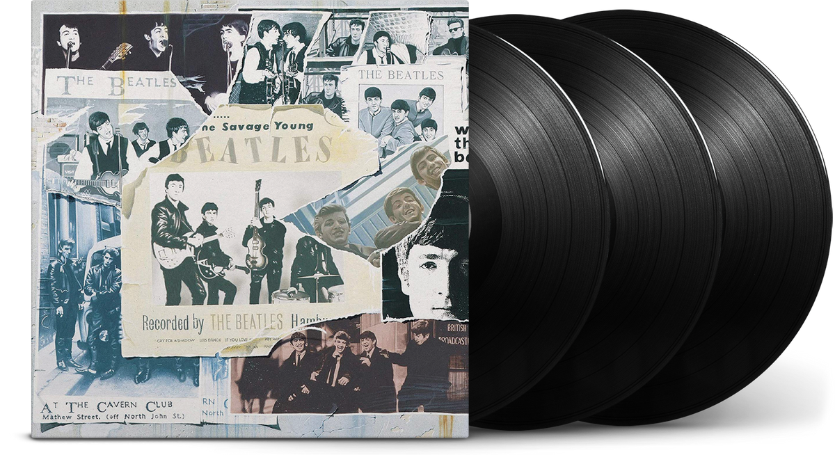 Vinyl - The Beatles <br> Anthology 1 - The Record Hub