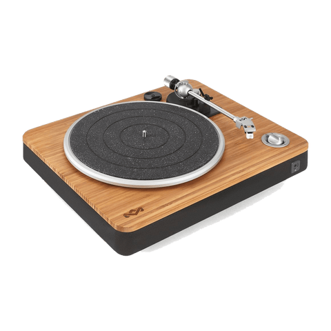 Vinyl - House Of Marley Turntable - The Record Hub